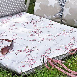 Oilcloth Picnic Blankets