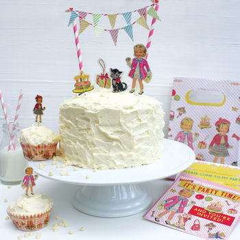 Vintage Dolly Party Pack