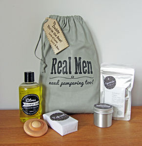Men's Pamper Bag - view all father's day gifts