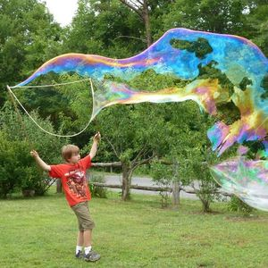 Giant Bubble Maker - traditional toys & games