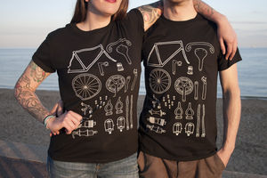 Unisex Cycling T Shirt - tops & t-shirts
