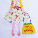 Happy Birthday Girlie Card