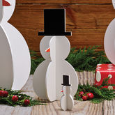 Snowman Decoration - christmas decorations