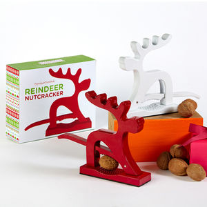 Reindeer Nutcracker - kitchen accessories