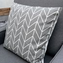 Cotton Chevron Cushion
