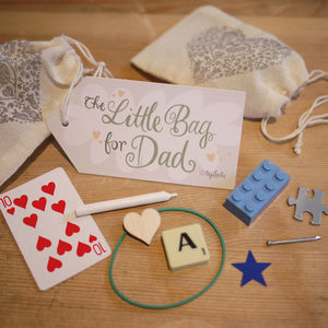 Little Bag For Dad - gifts under £15