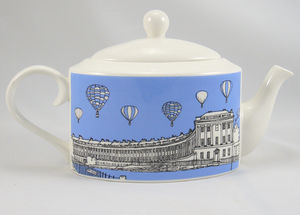 Bath Teapot - tableware