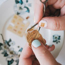 Afternoon Tea Nail Transfers