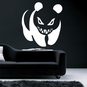 Banksy Wildlife Wall Sticker