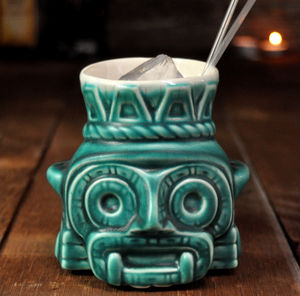 Aztec God Cocktail Mug