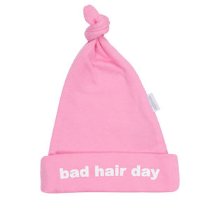 Bad Hair Day Cool, Cute Baby Hat - children's accessories