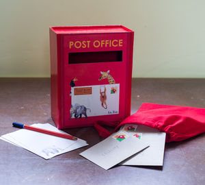 Creative Play Post Box Stationery Set
