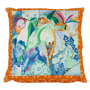 Jenny Collicott Donkey Cushion - cushions