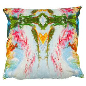 Jenny Collicott Lindo Cushion - patterned cushions