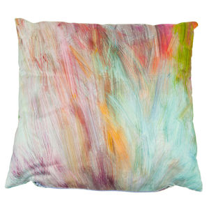 Jenny Collicott Lirio Cushion - patterned cushions