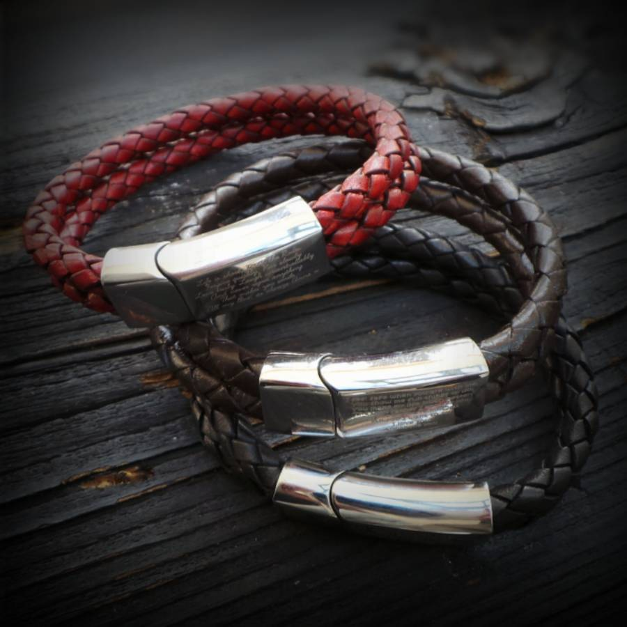 Medical Alert Bracelet >> medic alert bracelet by morgan & french | notonthehighstreet.com