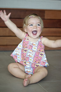 Baby Two Piece Swimming Costume