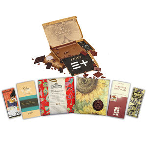 Luxury Chocolate Gift Box - personalised