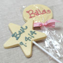 Hen Party Or Bridesmaid Chocolate Lolly