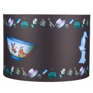 Jenny Collicott Vintage Cup Lampshade - furnishings & fittings