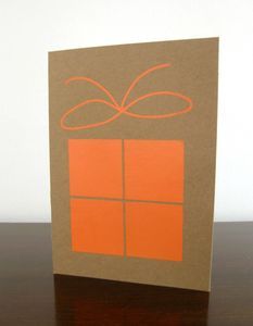 Birthday / Gift Card