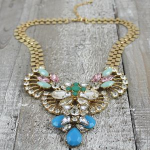 Jewels Rock Necklace