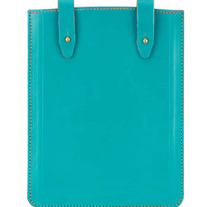 Kindle / iPad Mini Leather Satchel Case