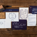 Fern Wedding Invitation