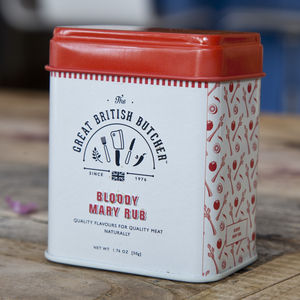 Bloody Mary Rub - gifts for him sale