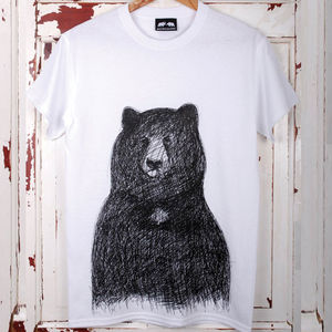 Big Bear T Shirt - view all gifts for him