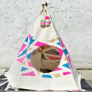 Cat And Dog Tipi - beds & sleeping