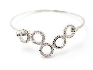 Five Beaded Ring Bracelet - bracelets & bangles