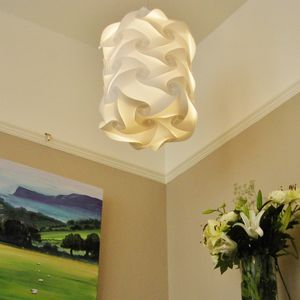 Tube Light Pendant Lampshade