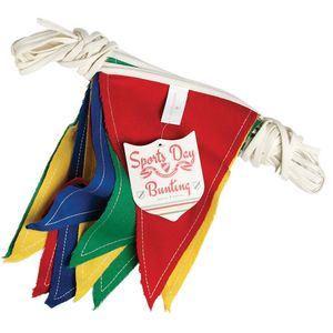 Vintage Sports Day Bunting - interests & hobbies
