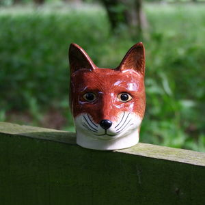 Mr Fox Egg Cup