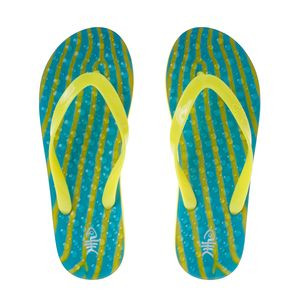 Ripples Flip Flops - women's fashion