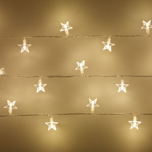 Star Fairy Lights - christmas lighting