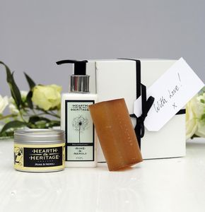 Travel Pamper Gift Set
