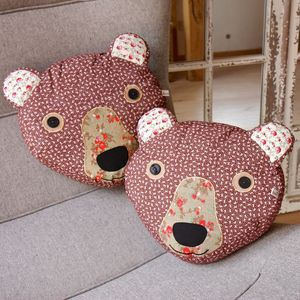 Horace The Bear Cushion