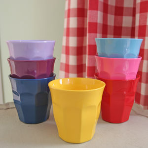Colourful Melamine Beaker