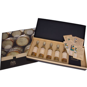 Scottish And Welsh Single Malt Gift Set - foodie gifts