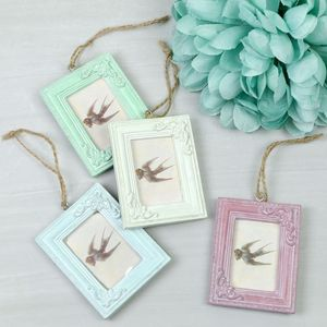 Mini Hanging Photo Frame - picture frames