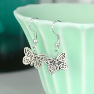 Butterfly Kisses Earrings - earrings