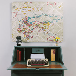 Atlas Memo Board