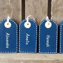 Personalised Wooden Gift Tag