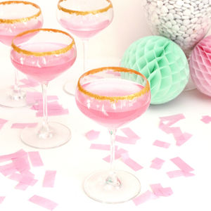 Edible Glitter Sprinkles - hen party gifts & styling