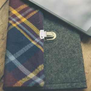 iPad Air And iPad Mini Tweed Cover
