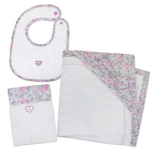 Liberty Print Baby Girl Gift Set