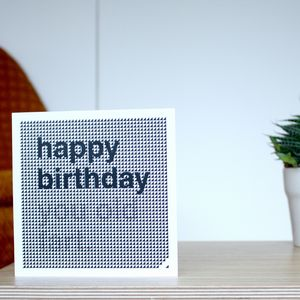 'Happy Birthday You Old Fart' Birthday Card