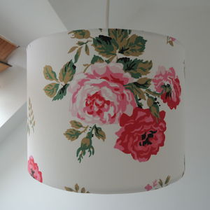 Lampshade Cath Kidston Antique Rose Bouquet - lampshades